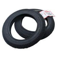 2x Fahrrad Kinderwagen Roller Reifen Kenda 12 1/2 x 2 1/4 12.5x2.25 62-203 (1662552)