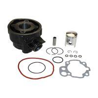 Cylinder Kit 50ccm LC refroidi à l'eau pour les moteurs Minarelli AM, AM3, AM4, AM5, AM6