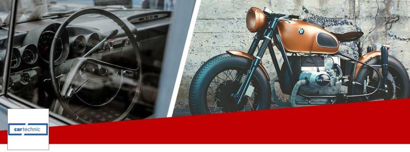 CARTECHNIC - Pflegeprodukte, Reparatur und Chemie für Motorräder und Kraftfahrzeuge