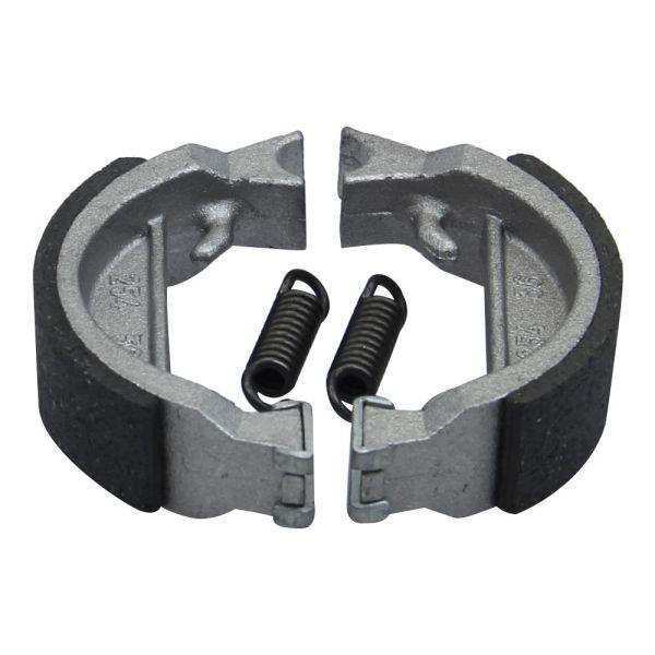 Bremsbacken vorne/hinten 80x18 mm für MCB 1209 1237 1254 1259 1262 1252 Compact (186505)
