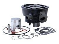 Kit de cylindre 50cc Yamaha Aerox 50, MBK Nitro refroidi à l'eau