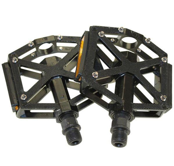 """CMX Alu Fahrrad Pedale X Cross für MTB BMX 9/16"""" Alu (164794)"""