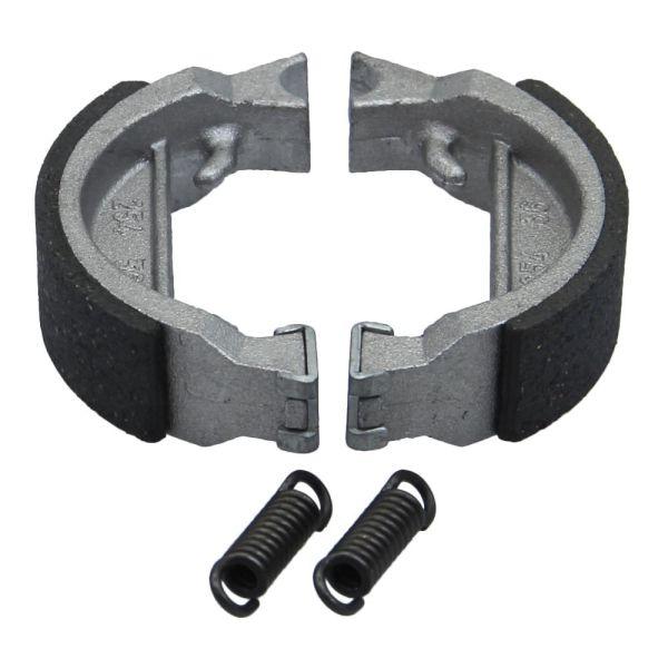 Bremsbacken vorne/hinten 80x18 mm für Kreidler Flory 20 22 32 MF 2 3 4 20 22 32 MP 1 2 (06.15.42)