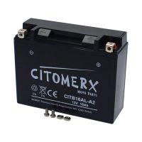 Batterie YB16AL-A2 12V/16AH für Motorrad (160866)