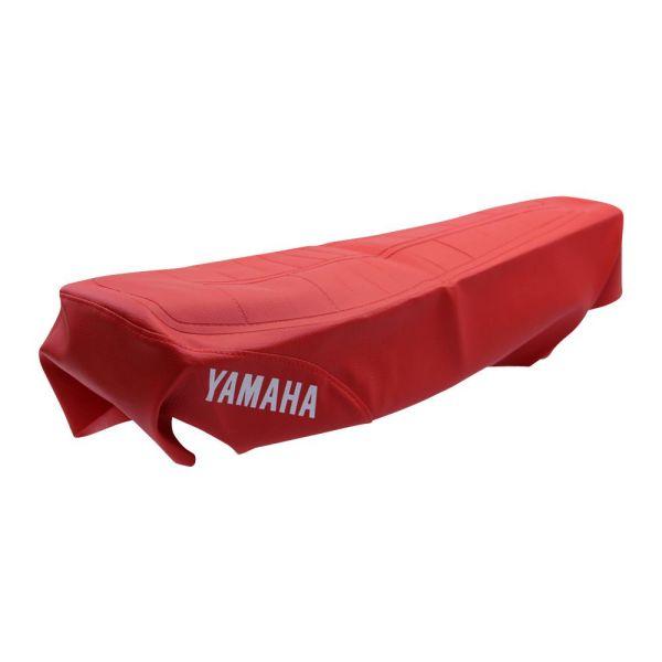 Yamaha DT 50 M MX Sitzbank Bezug Sitzbezug rot, Bj. 1980-1985 (167420)