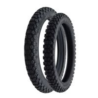 Enduro Reifen Set Kenda K270 2.75-19 vorn + VeeRubber VRM022 2.75-17 hinten (16696465)