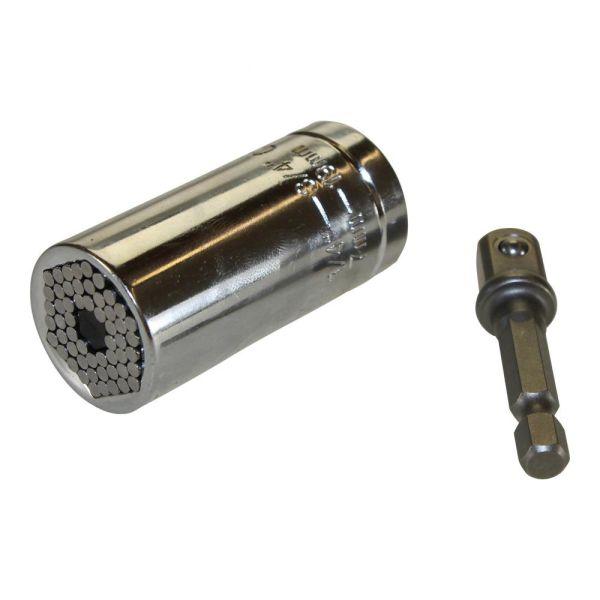 Citomerx Multisechskant Multi-Einsatz 7-19mm Multinuss universal Nuss (164926)