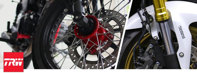 TRW Ersatzteile für Motorrad, Quads, Trikes, Roller uvm.