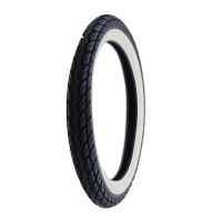 Weißwand Reifen Kenda K418 2 3/4 x 17 Street 2.75-17 41P Kreidler Florett RS RMC (166614)