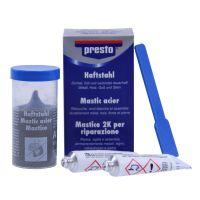 Presto Haftstahl Metallkleber (Flüssig Alu) 125g (101508)